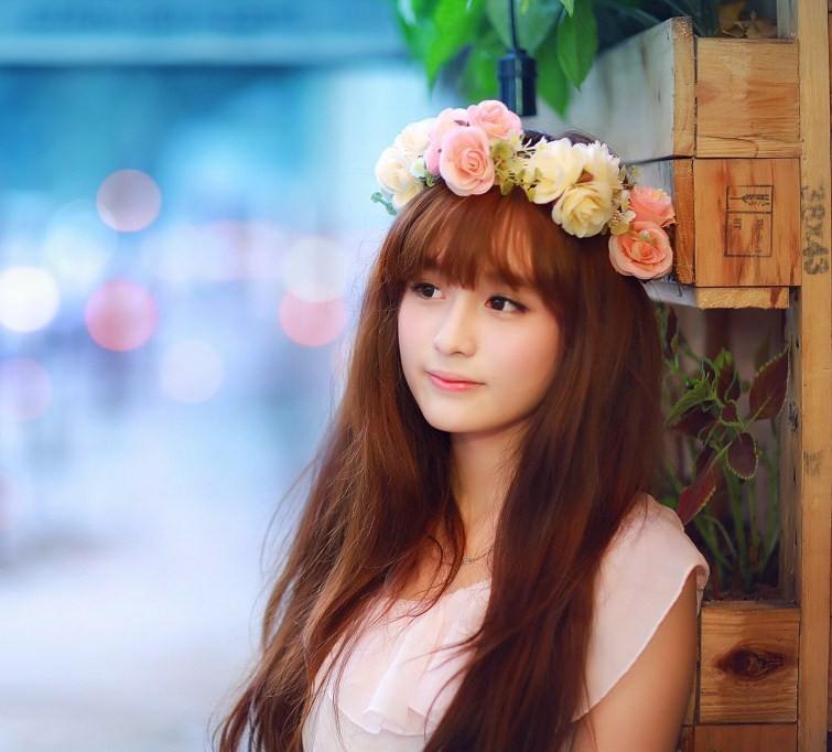 Hình ảnh gái xinh dễ thương nhất