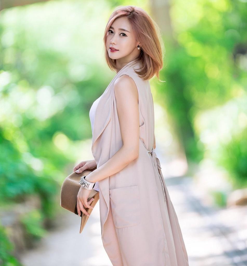 Hình ảnh hot girl Hàn Quốc xinh nhất
