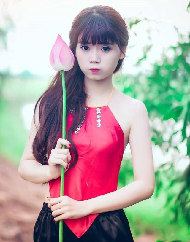 Hot girl 9x dễ thương nhất