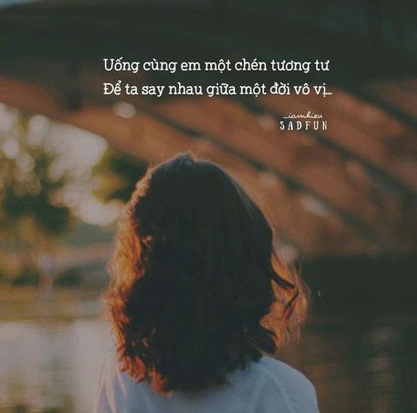 Những câu nói chia tay người yêu buồn