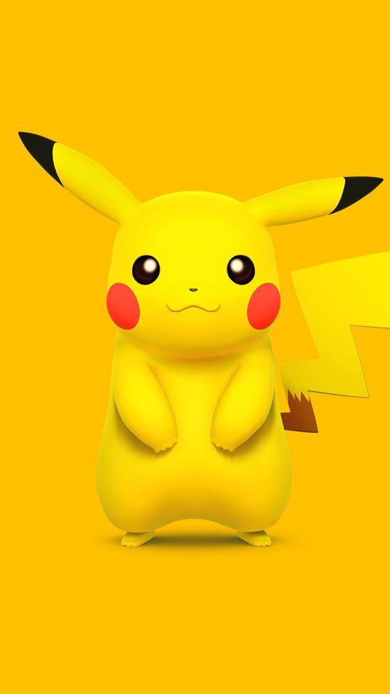 hinh nen Pikachu Cute 10
