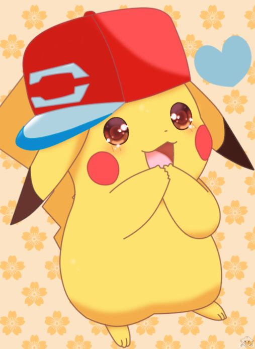 hinh nen Pikachu Cute 2