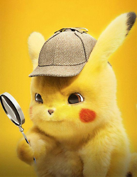 hinh nen Pikachu Cute 4