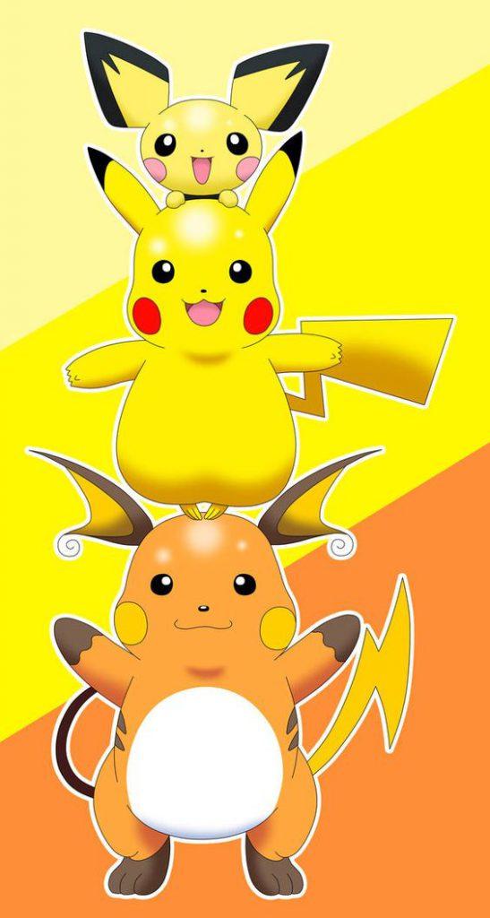 hinh nen Pikachu Cute 7