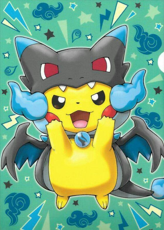 hinh nen Pikachu cool ngau 10