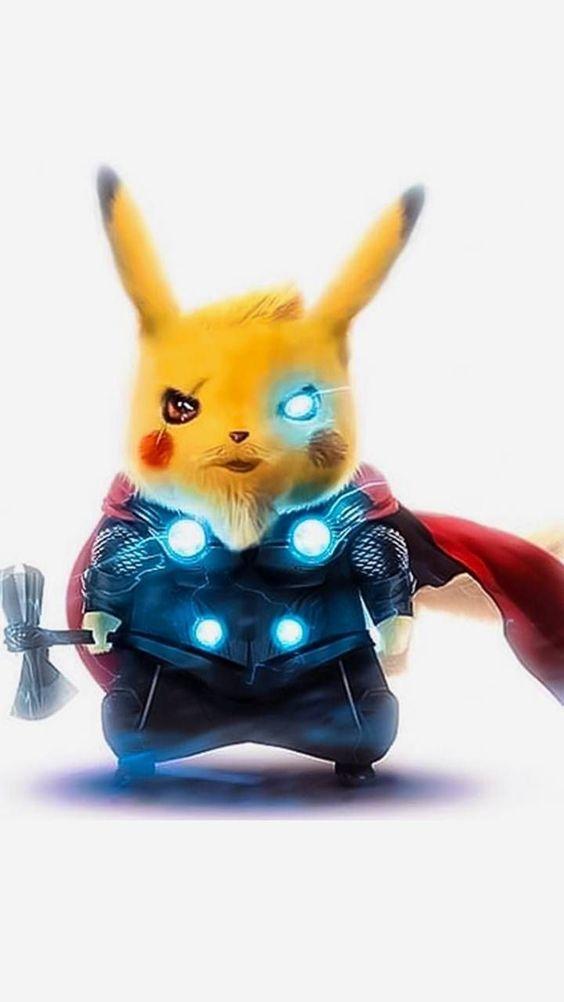 hinh nen Pikachu cool ngau 2