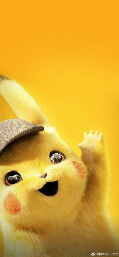 hinh nen Pikachu de thuong 1