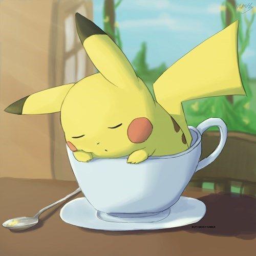 hinh nen Pikachu de thuong 4