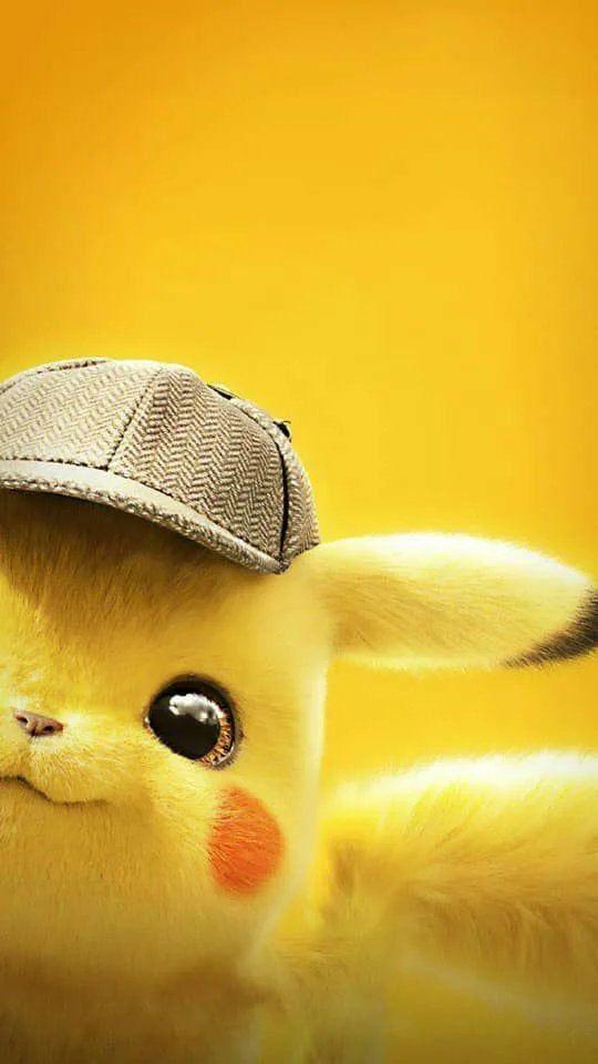 Hình nền Pikachu dễ thương và đáng yêu