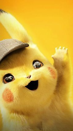 hinh nen Pikachu dep 10
