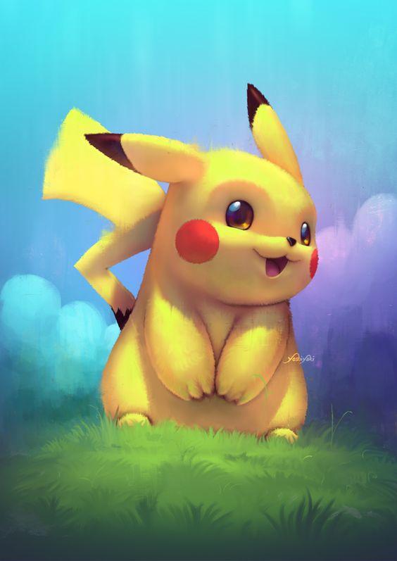 hinh nen Pikachu dep 3