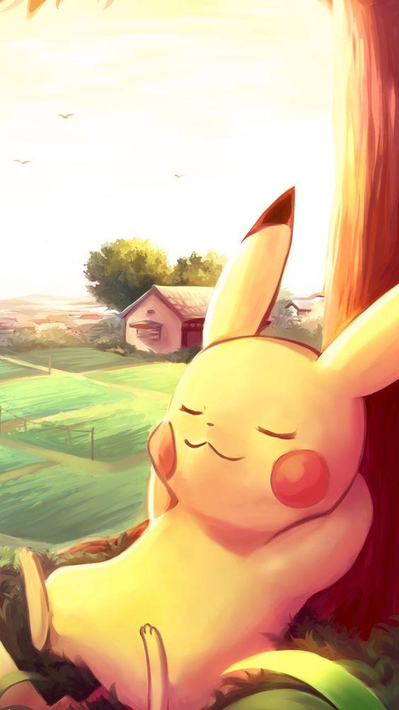 hinh nen Pikachu dep 7