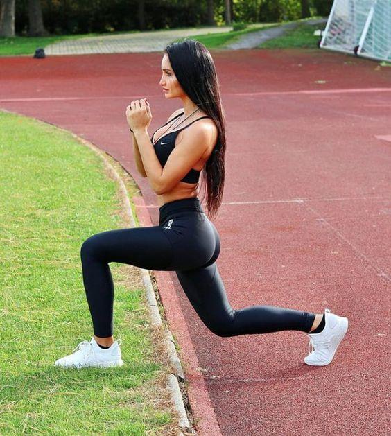 gai xinh tap gym 35