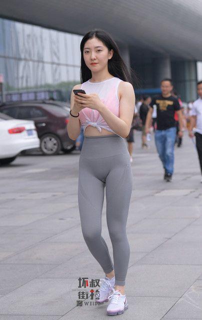 gai xinh tap gym 54