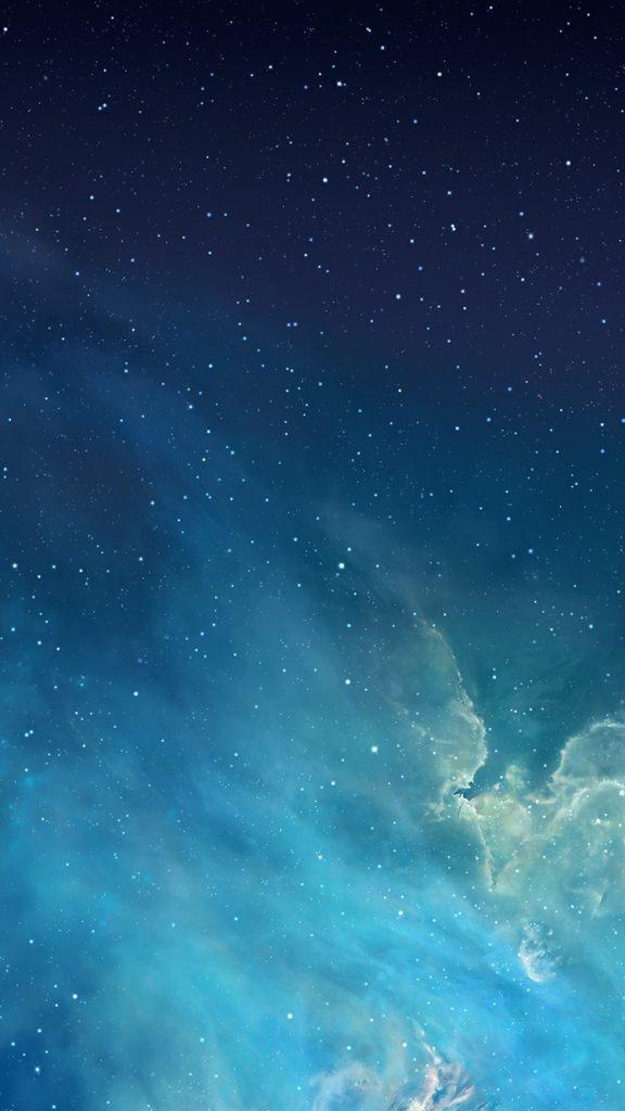 Hình nền điện thoại bầu trời xanh đẹp